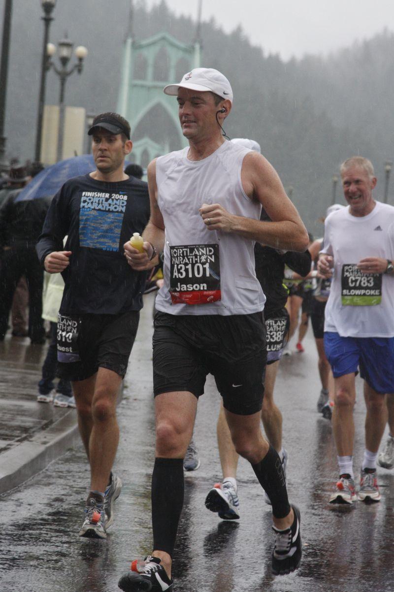 PDX Marathon 2010 Pic