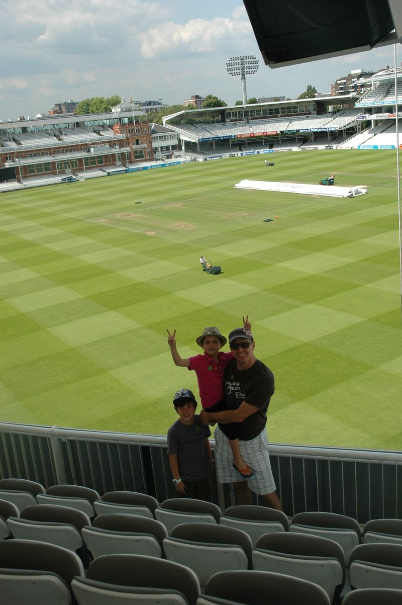 Lords ground