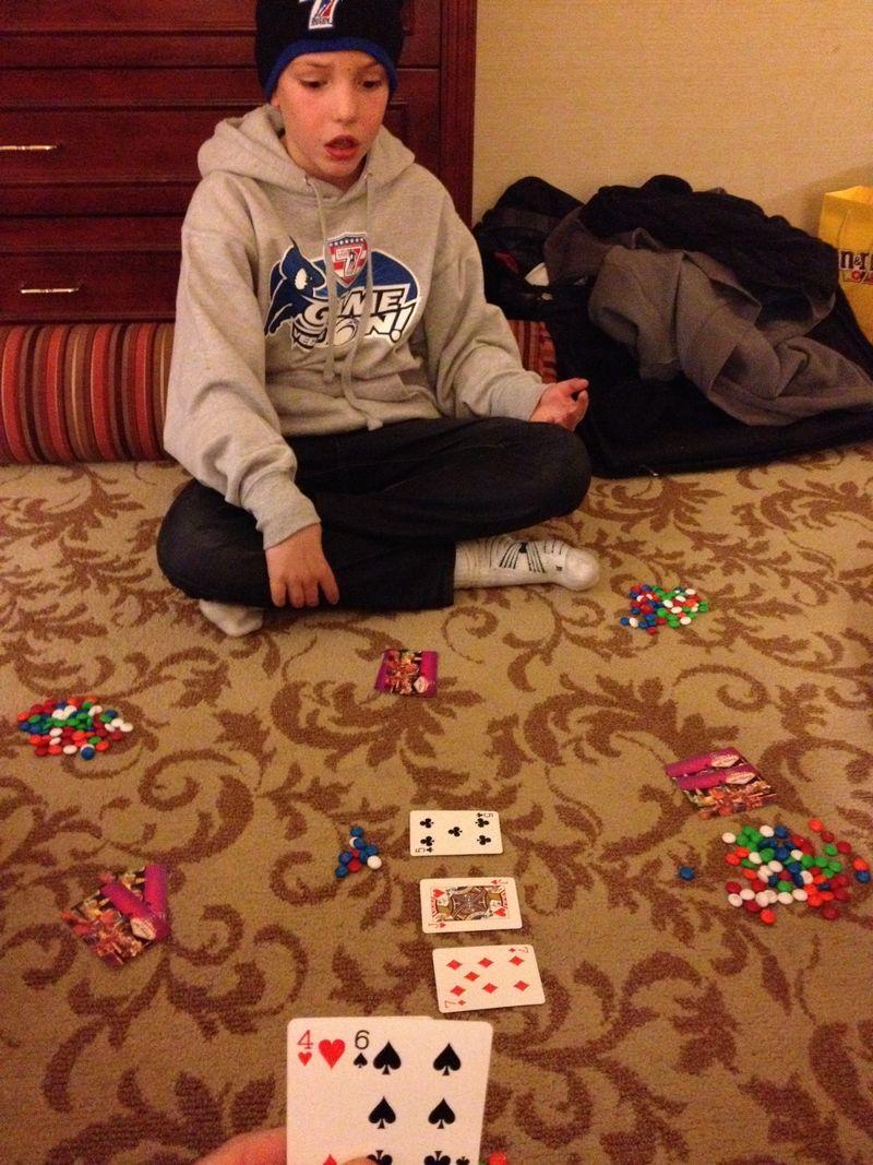 Poker fynn