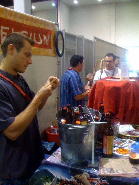 Expo West 2008-Day 3
